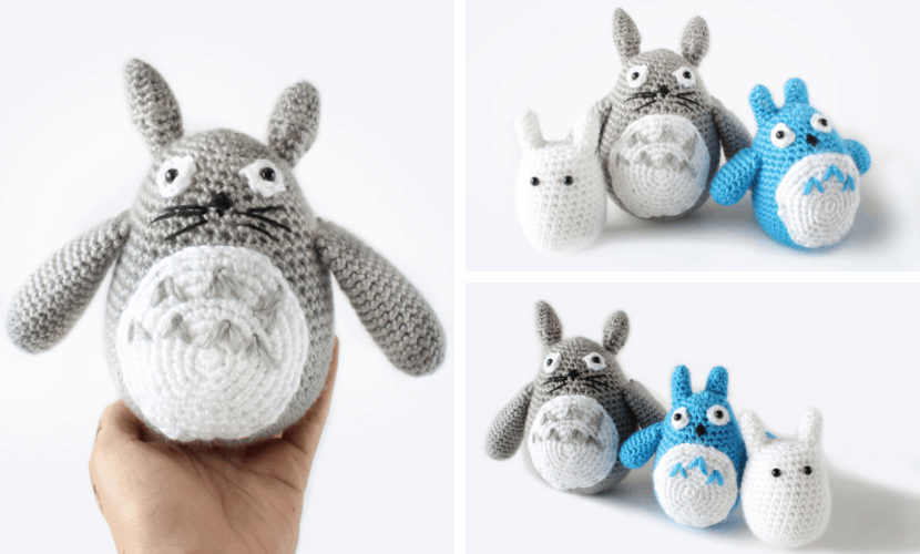 Melody Amigurumi ⋆ Crochet Kingdom | 500x830