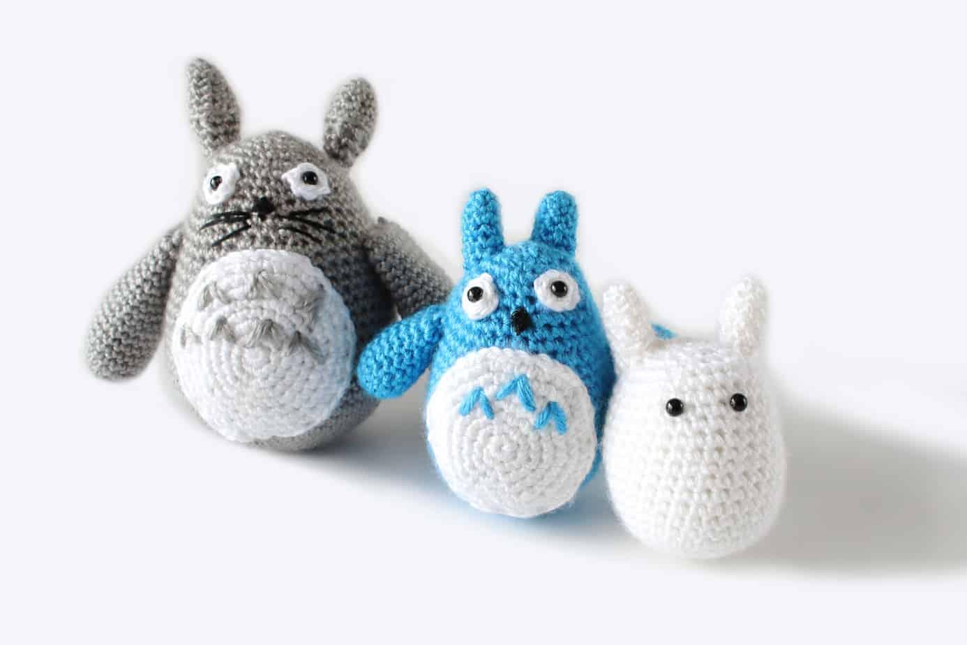 Totoro » 53stitches » Free Amigurumi and Crochet Patterns and ... | 924x1386