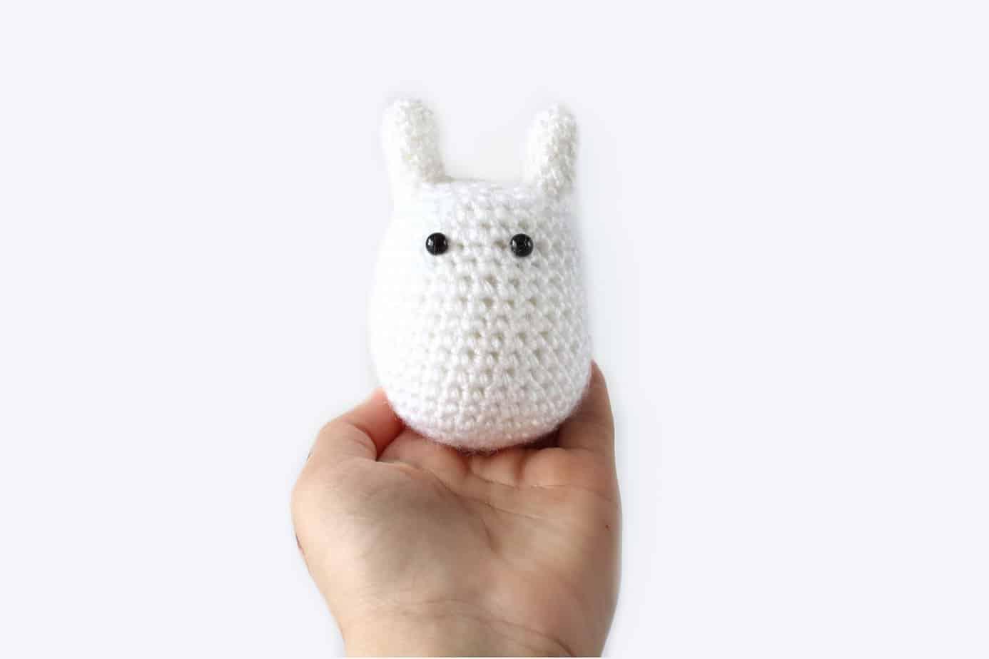 Totoro Amigurumi Crochet Pattern - Free - Ami Amour   924x1386