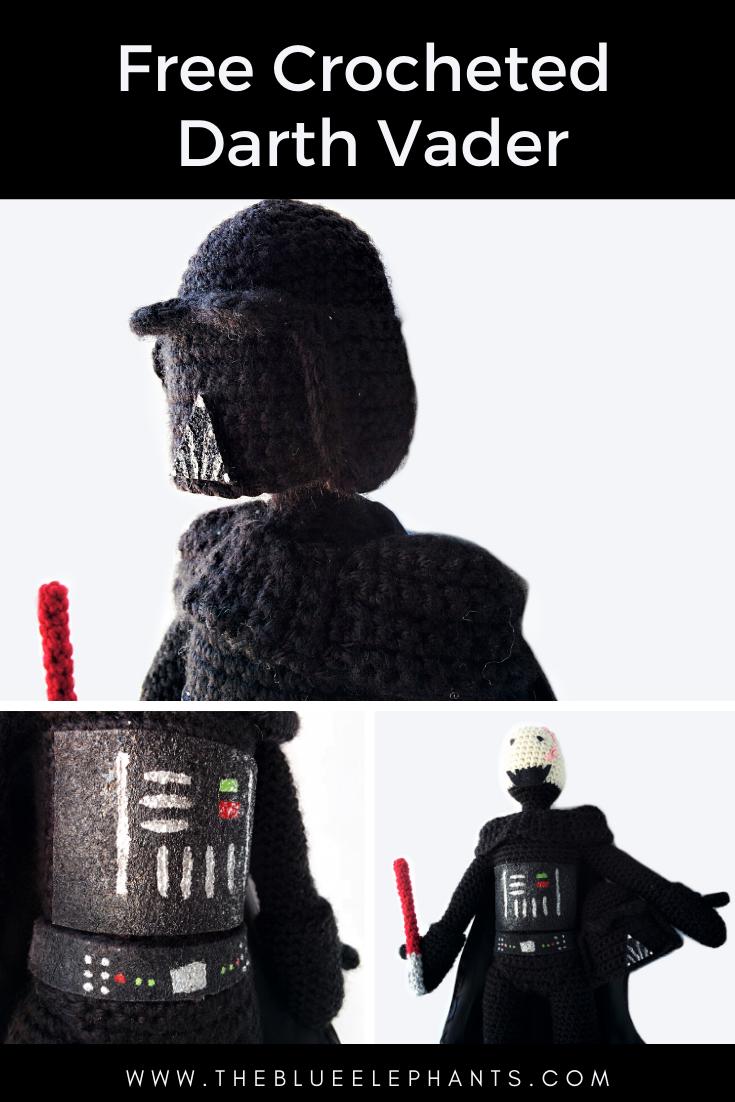Darth Vader! - AmVaBe Crochet | 1102x735