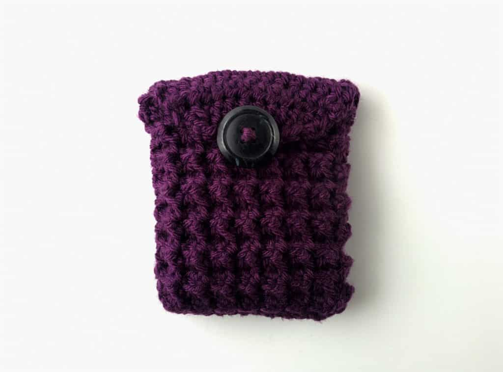 Trinity Stitch Coin Purse Pattern |