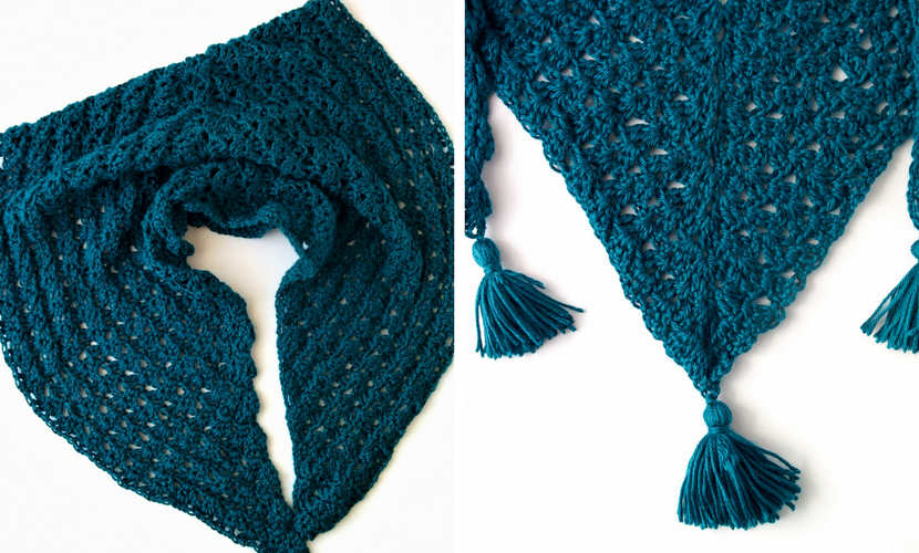 All About Blocking Crochet & Knits