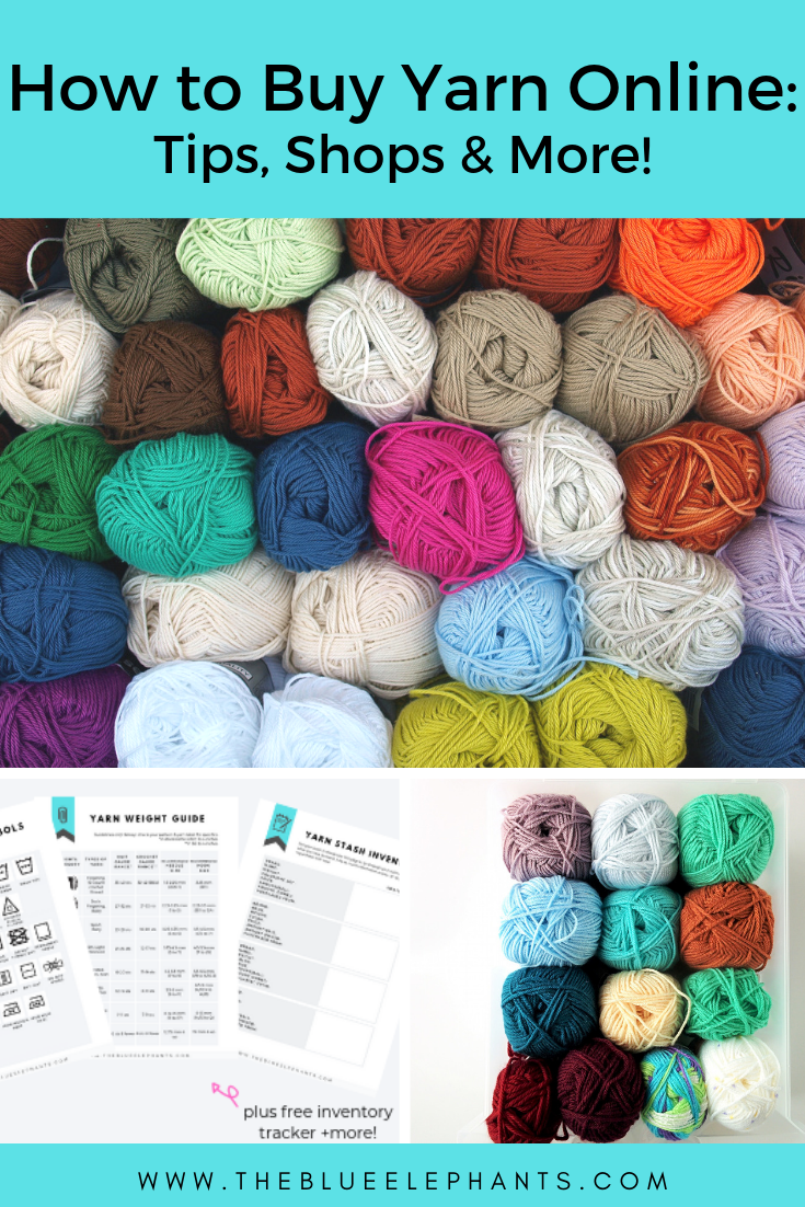 how to buy yarn online