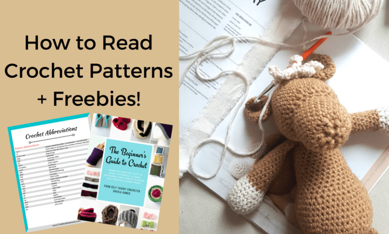 How To Read Crochet Patterns Abbreviations Gauge Tips And More