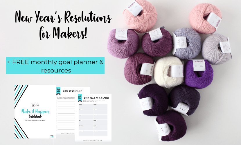 2018 Review & 2019 New Year's Resolutions for Makers!