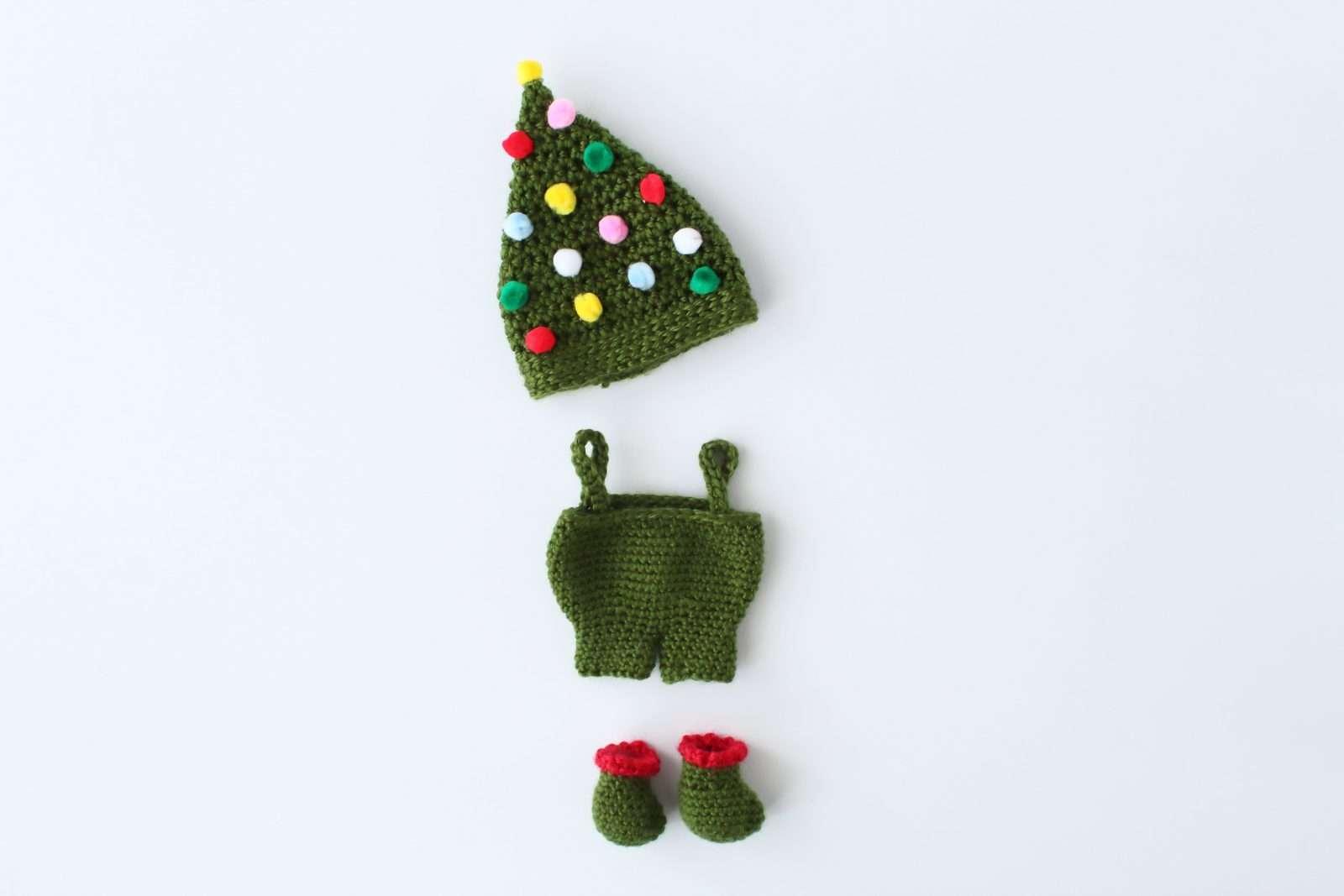 Ollie the Elf: Free Crochet Elf Pattern
