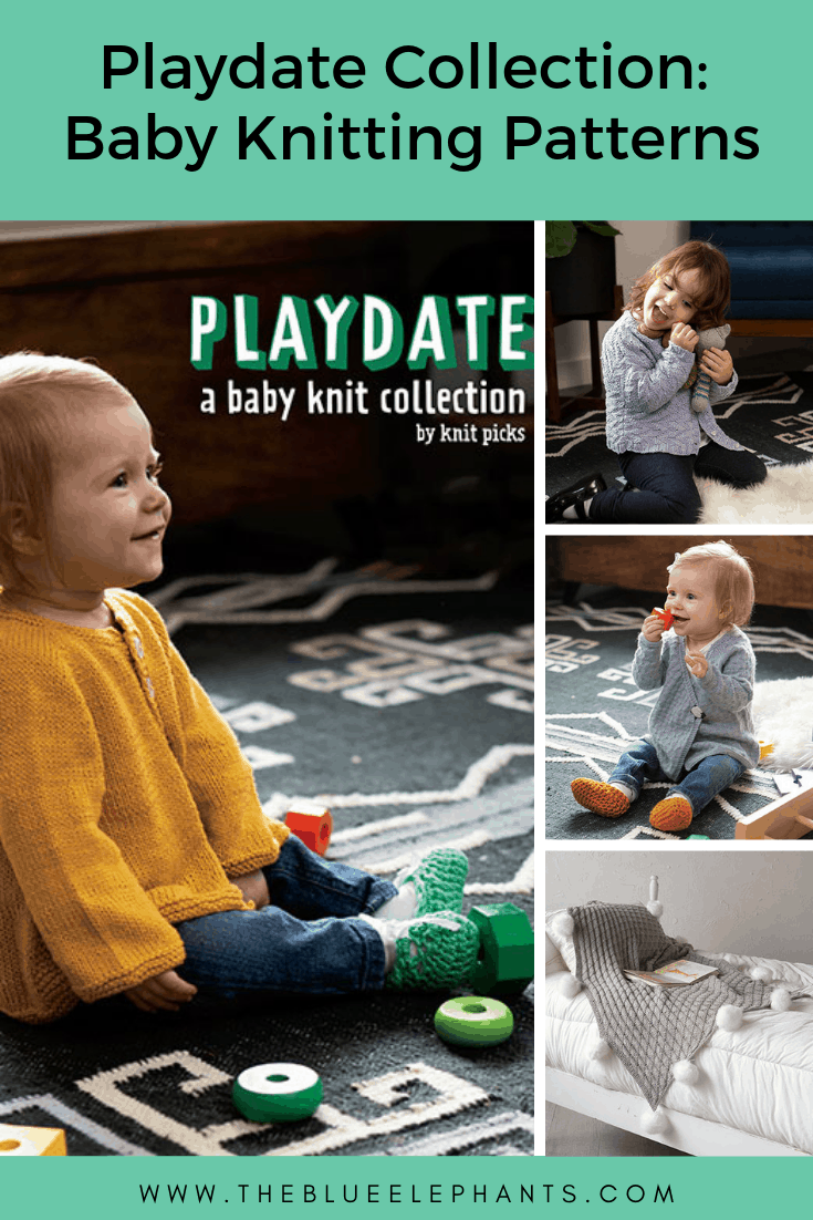 Playdate Collection: Baby Knitting Patterns