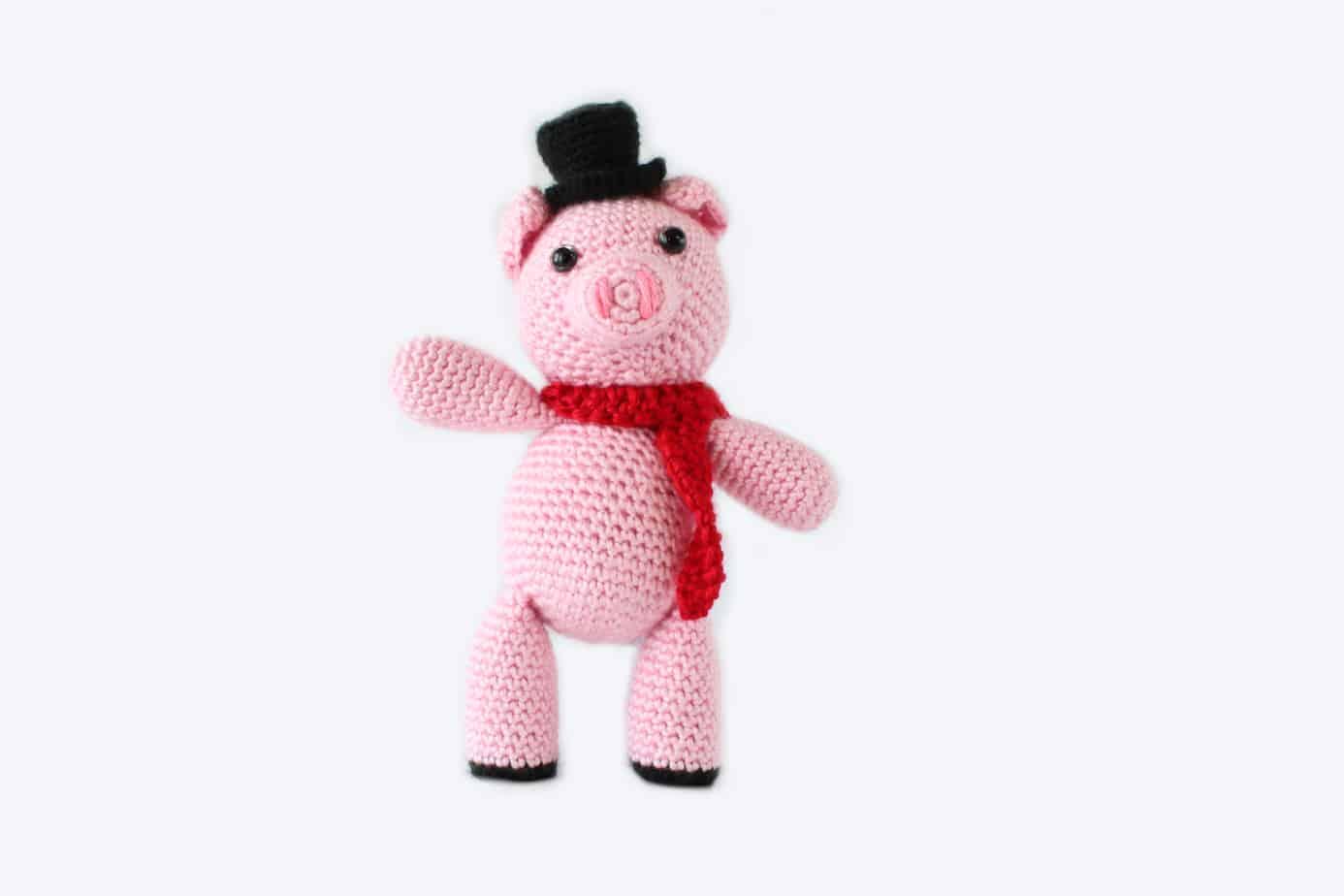 Amigurumi Piglet - FREE Crochet Pattern / Tutorial in ENGLISH ...   924x1386