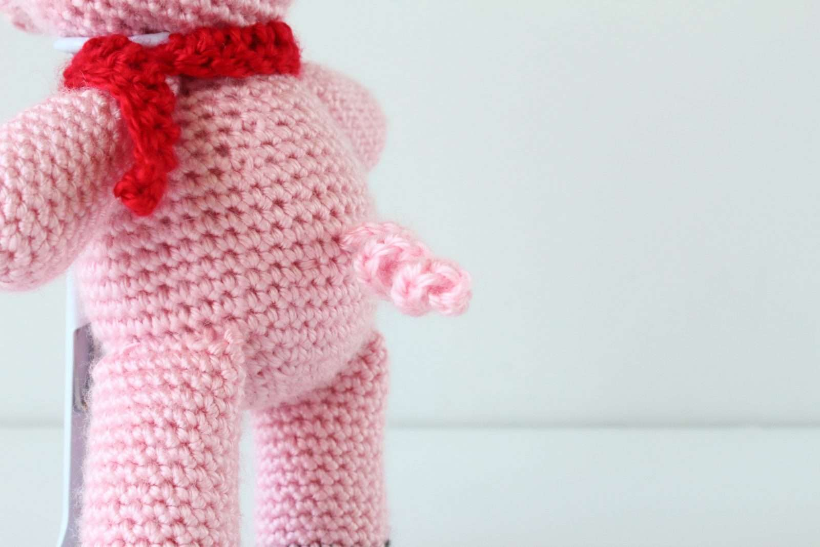 Freebie Friday: Piglet Crochet Pattern • One's Creative Mind | 1067x1600