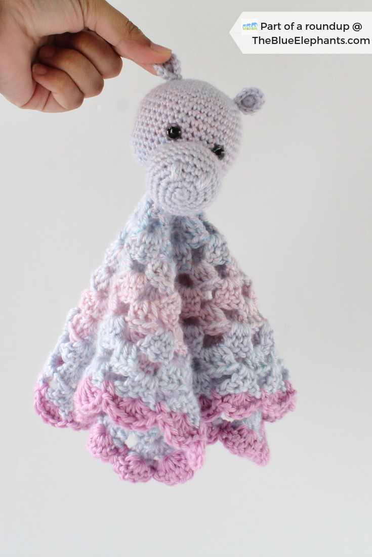 21 Free Crochet Patterns for Critter Lovies: Roundup by Underground