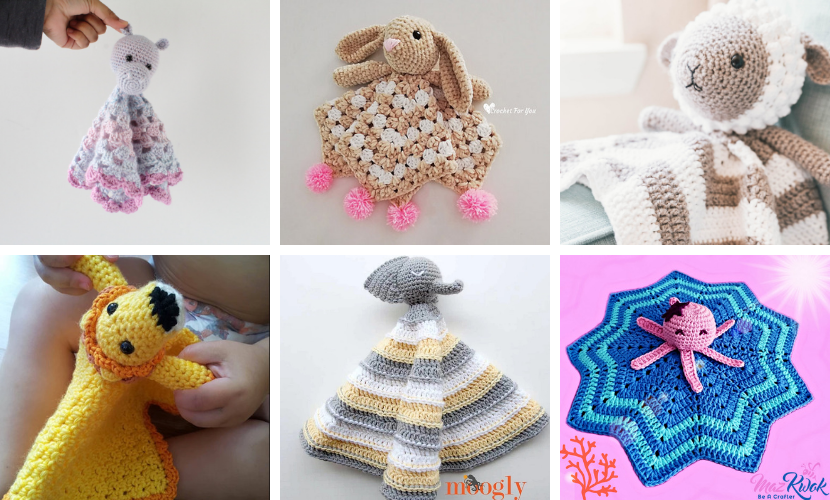 Sleeping unicorn pony crochet pattern - Amigurumi Today | 500x830