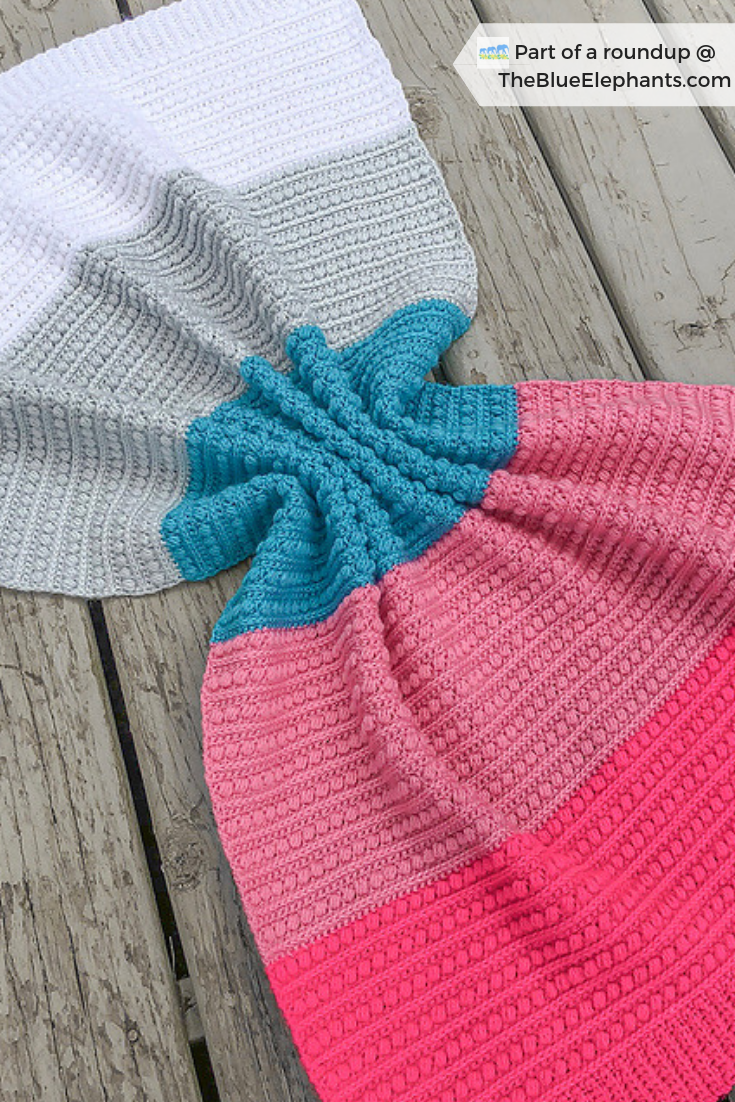 21 Free Crochet Patterns for Colorful Blankets |