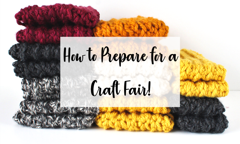 How to Prepare for a Craft Fair: Tips and tricks that I Use!