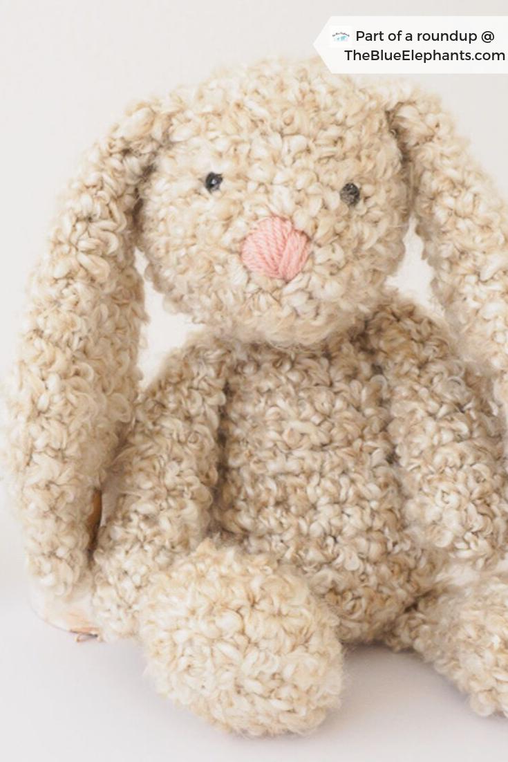 Elephant Amigurumi - Free Crochet Pattern • Craft Passion | 1102x735