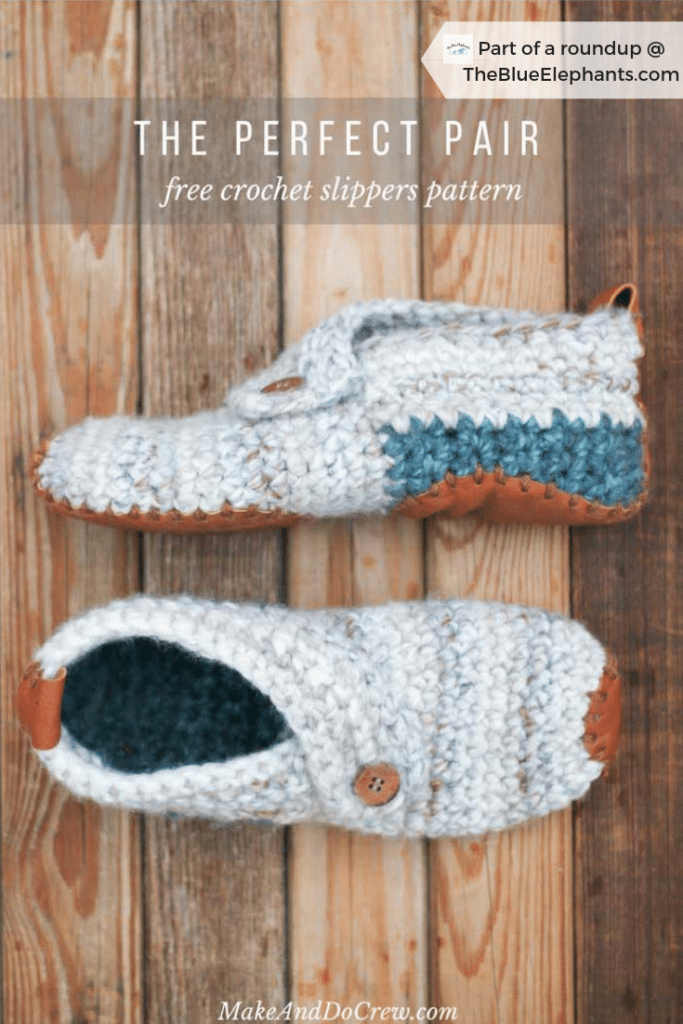 Top 15 Free Crochet Slipper Patterns For Adults
