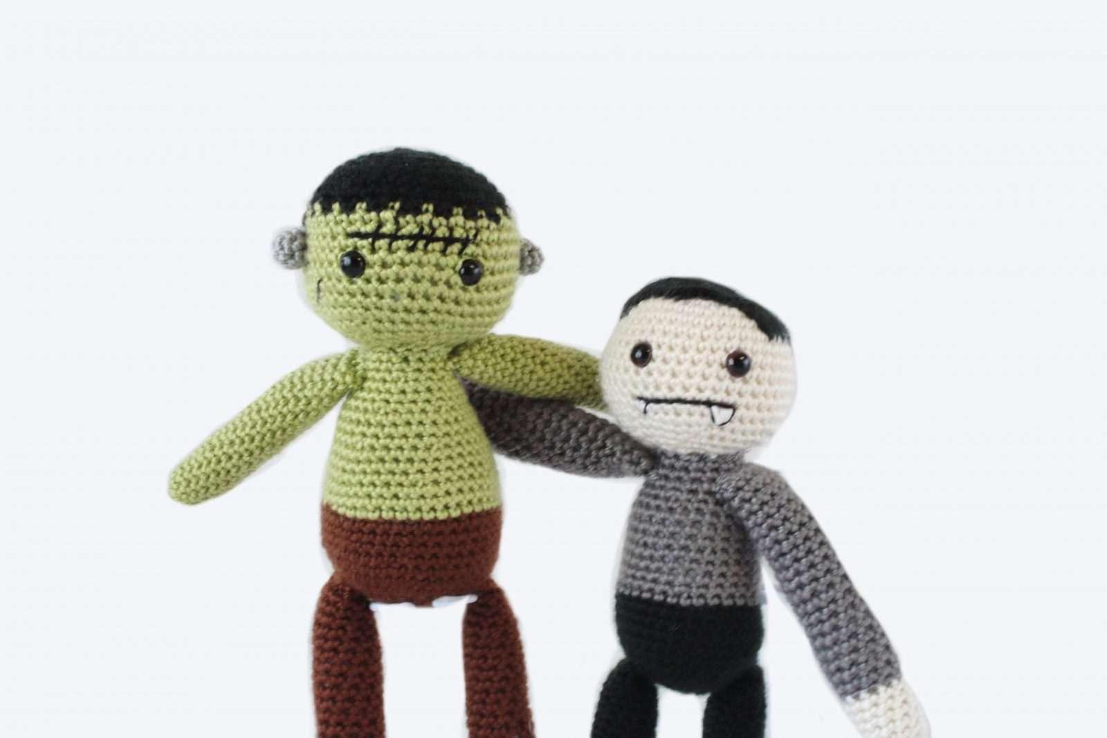 crochet frankenstein pattern