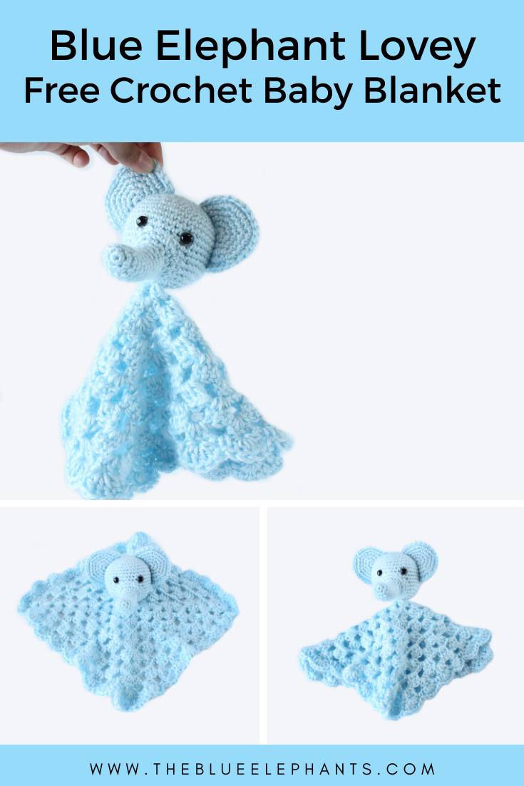 Elephants in a granny square. … | Crochet elephant, Granny squares pattern,  Fun crochet projects | 1102x735