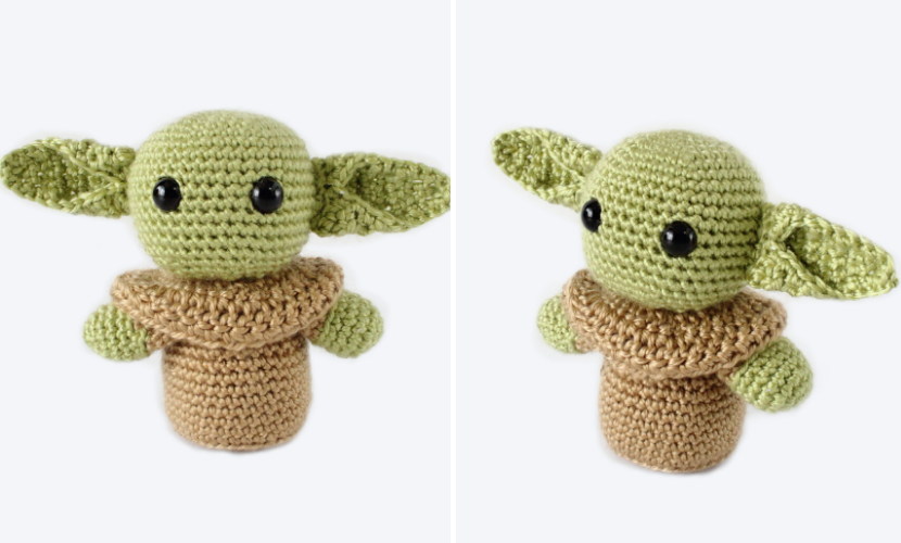 Superhero Amigurumi Ideas | 500x830