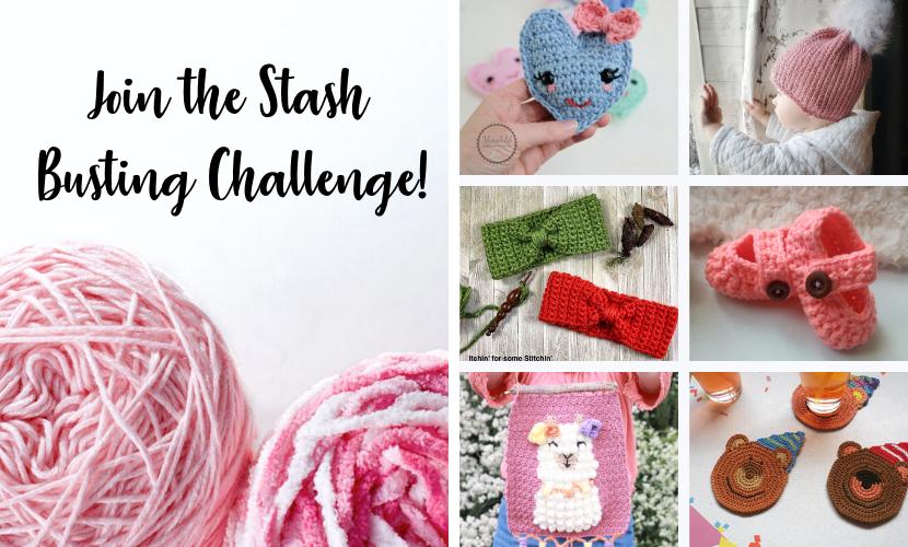 Stash Busting Challenge: Week 1!