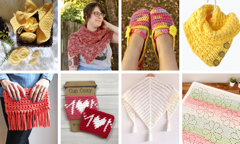 Mother's Day Crochet Patterns: 20 Things to Make for Mom!