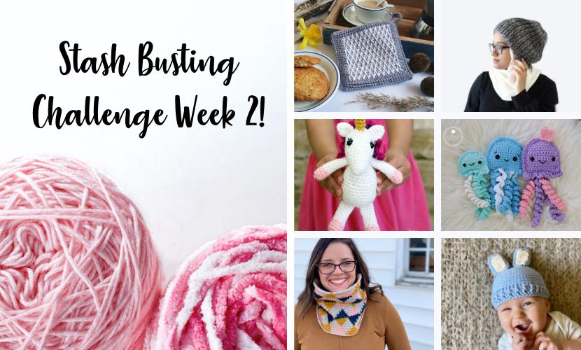 Stash Busting Challenge: Week 2!
